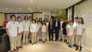 Doğalı Gençlerden Çevre Projesi