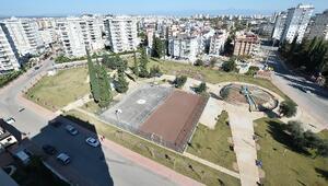 Muratpaşa Belediyesi'nden Zeytin Park