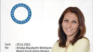 Uzm. Dr. Esin Şanlı Sayın, Antalyalıların Sorularını Yanıtlayacak