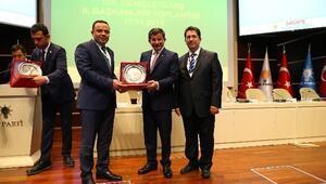 AK Parti Aksaray Teşkilatına Tebrik Ve Teşekkür