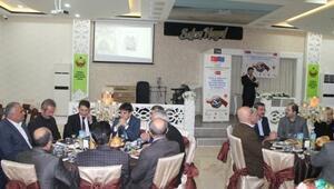 Turhal'da AB Projesi Tanıtım Toplantısı