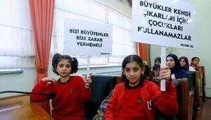 """Bağcılarlı Çocuklar: """"Suriyeli Çocuklara Kardeşlik Duygusuyla Yaklaşalım"""""""
