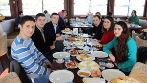 Stajyer Öğretmenlere Mesleğe Hoşgeldiniz Kahvaltısı