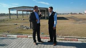 TOKİ Emlak Daire Başkanı Dursun Baştürk Ceyhan'da