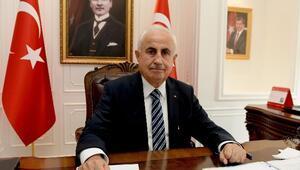 Edirne Valisi Dursun Ali Şahin'den Öğretmenler Günü Mesajı: