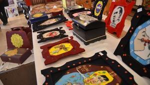 'Hükümlü Ve Tutuklu El Sanatları' Sergisi Açıldı