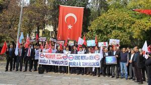Genç Memur-sen'den Türkmenlere Saldırıyı Kınama