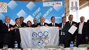 """Sekmen: """"Hedefimiz Erzurum'u, Sporda Davos Yapmak"""""""