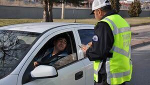 Sivas'ta Sürücülere Kış Lastiği Uyarısı