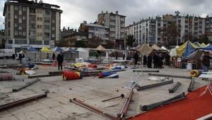 Vali Barut, Gaziantep Yöresel Yemek Fuarını Kapattı