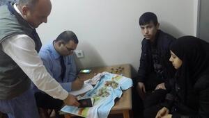 Suriyeli Dilenciye Zabıta Ekipleri Geçit Vermedi