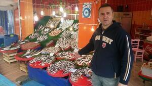 Tekirdağ'da Balık Fiyatları Arttı