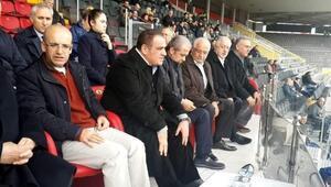 Milletvekilleri Gaziantepspor'u Ankara'da Yalnız Bırakmadı