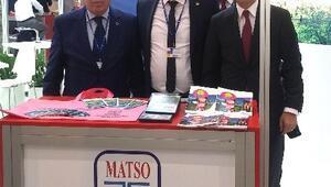 Matso, Varşova 2015 Turizm Fuarı'nda Manavgat'ı Tanıttı