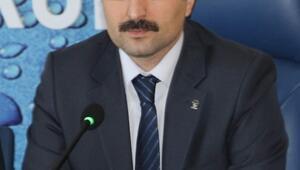 AK Parti Çorum İl Başkanı Rumi Bekiroğlu;