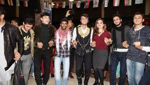 """Uluslararası Öğrenciler, """"Hoşgeldiniz"""" Programında Buluştu"""