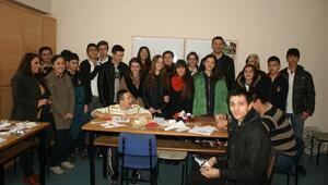 Kültür Öğrencilerinden Özel Ziyaret