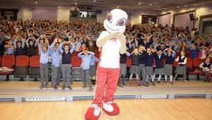 Öğrencilere Spor Kültürü Eğitimi