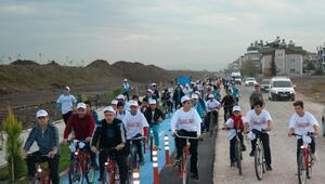 Ceyhanda Bisikletini Al Sen De Gel Etkinliği