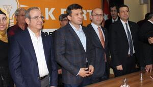 AK Parti Milletvekillerinden Aliağa'ya Teşekkür Ziyareti