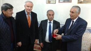 Eskkk Başkanı Ali Evren'den, Yerel Gazete Al, Altın Kazan Projesi'ne Destek