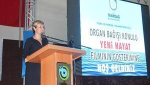 Organ Bağışının Önemi Belgeselle Anlatıldı