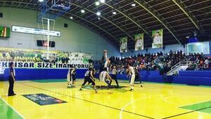 Büyükşehir Basket Takımı Manisa'da Farklı Kazandı