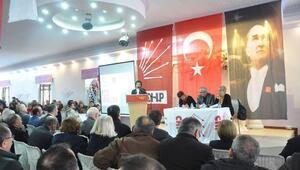 CHP Sinop Merkez İlçe Kongresi