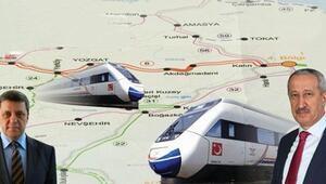 Şehir İçi Tramvay Hattı Çalışmaları Ve Demir Yolu İçin İncelemeler Yapılacak