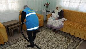 Haliliye Belediyesi Evde Bakım Hizmeti Başlattı
