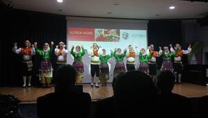 Kore İle Türk Kültürü Beyoğlu'nda Buluştu