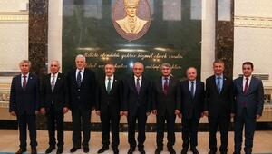 """Başbakan Yardımcısı Elvan: """"Artık Birlikte Çalışmanın Zamanı Geldi"""""""