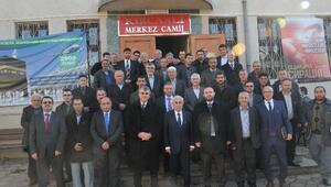 Edirne Valisi Şahin, Bulgaristan'da Ziyaretlerde Bulundu