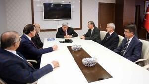 Başkan Karaosmanoğlu, Gebzeli Stklarla Buluştu
