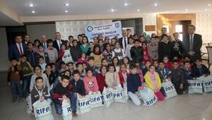 'Ümidimiz Gençler Umudumuz Yarınlar' Projesi Devam Ediyor