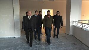 Ulukışla Devlet Hastanesi İnşaatı Sona Yaklaşıyor