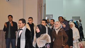 Üsküdar Belediyesi 50 Filistinli Çifte Nikah Kıydı