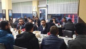 """AK Gençlerden """"Gençlik Sabah Namazında Buluşuyor"""" Projesinin İkinci Etabı"""