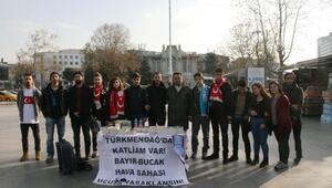 Turancı Hareket Platformu'ndan Türkmenlere Yardım