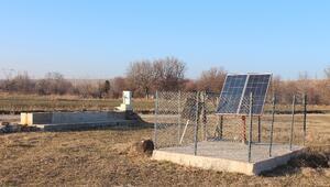 Beyşehir'de Çeşmelerin Suyu Güneş Enerjisinden