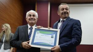 Edirne Valisi Şahin'e Hem Teşekkür Hem De Veda