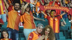 Beşiktaş- Galatasaray maçı fotoğrafları