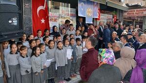 """Başkan Gümrükçüoğlu;""""bir Milletin Nasıl Bir Ve Bütün Olduğunu Göstermiş Oluyoruz"""""""