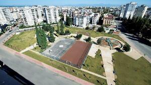 Muratpaşa 4 Yeni Parkı Hizmete Açıyor