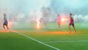 Beşiktaş- Galatasaray maçı fotoğrafları (3)