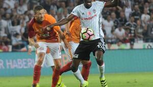 Beşiktaş- Galatasaray maçı fotoğrafları (2)
