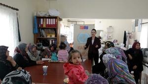 Kadın Danışma Merkezi, Eğitimlerini Sürdürüyor