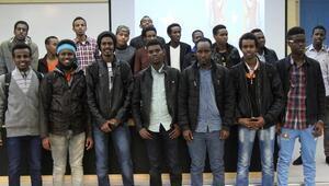 """Ülke Tanıtım Günlerinde """"Somali"""" Tanıtıldı"""