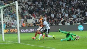 Beşiktaş- Galatasaray maçı fotoğrafları (6)
