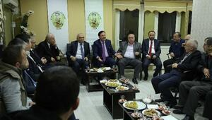 Başkan Tok'tan Kadef Ziyareti